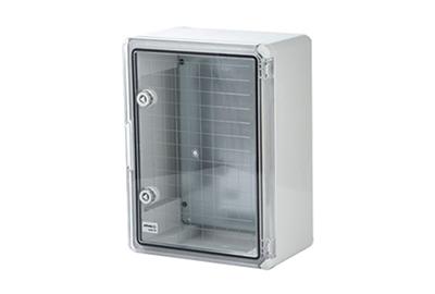 ABS Distribution Boards Transparent Door
