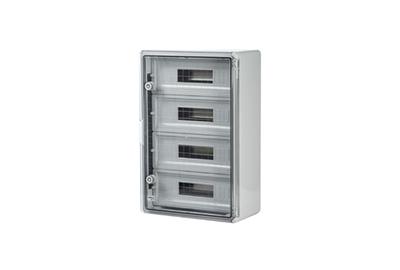 Modular Distribution Boards Transparent Door